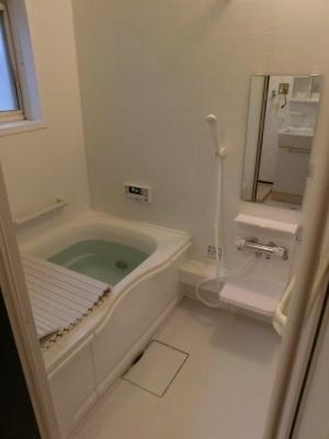 浴室リフォームで明るく綺麗に