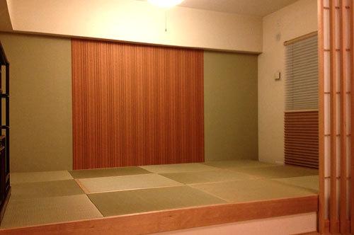 くつろげる和室空間づくり