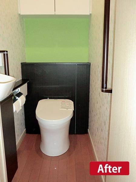 節水トイレで水道代の節約を