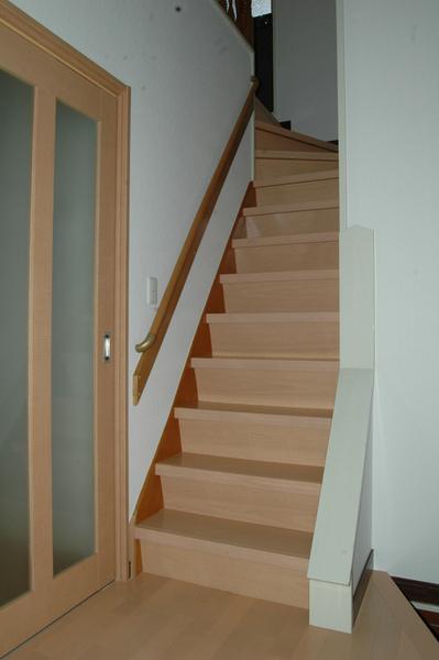 安心階段にリフォーム