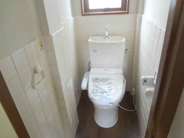 使い心地の良いトイレに交換