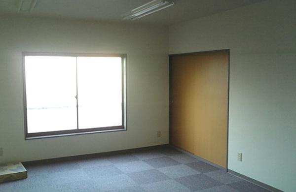 住居から事務所へ改装