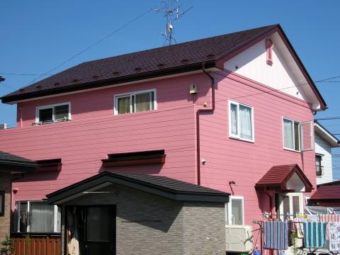 家の寿命をのばす屋根塗装