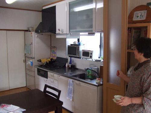 タカラのホーローで掃除が楽々キッチン