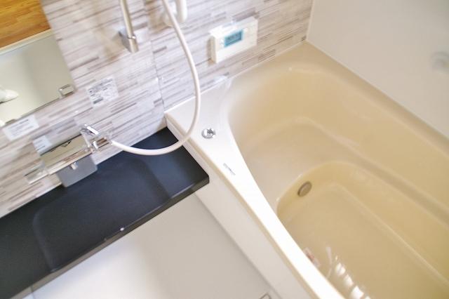 あったかい浴槽にリフォーム