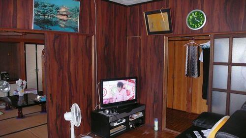 築35年 板張りの居間を快適にリフォーム