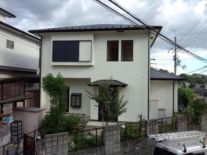 外壁・屋根塗装(遮熱)