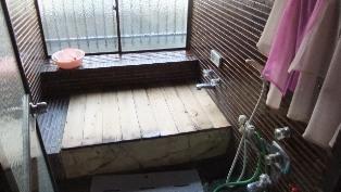 純和風のバスルームを一新