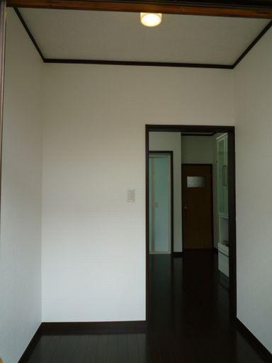 玄関の内装リフォーム