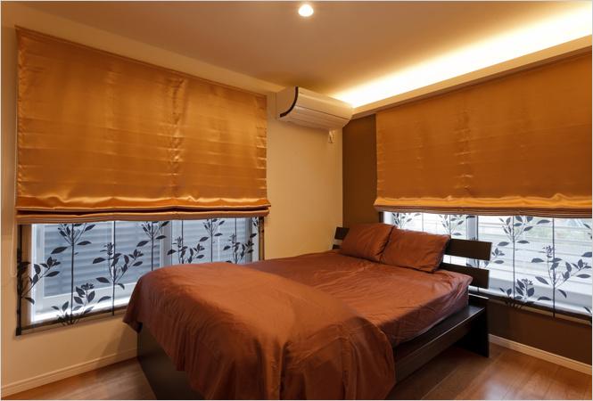 高級感のある寝室 | イトーピアホームのフルリフォーム ...