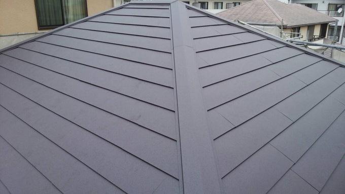67.明るくなった屋根改修リフォーム