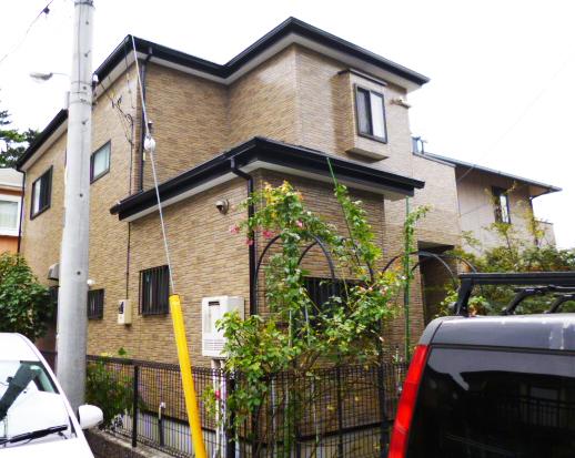 戸建リフォーム!外壁塗装と窓にインプラス134万円!