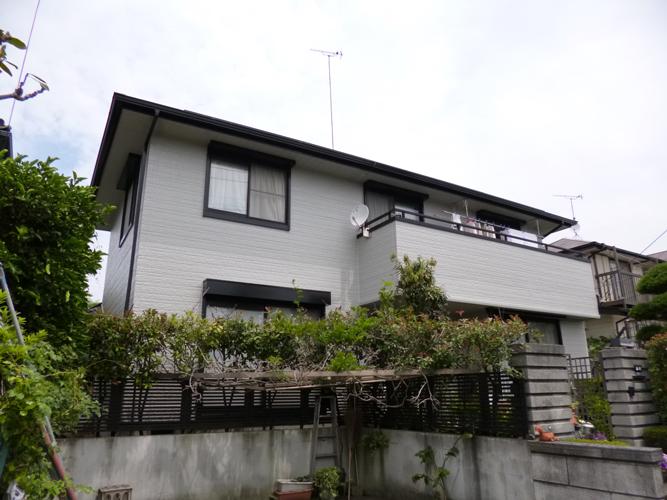 戸建リフレッシュ!外壁塗替と内装張替とトイレ交換203万円!