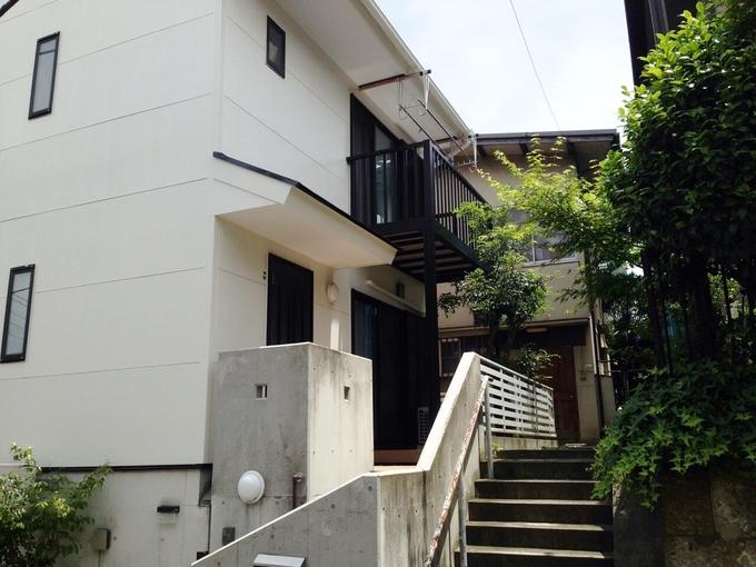 外壁・屋根塗装、バルコニー新設工事で150万円!
