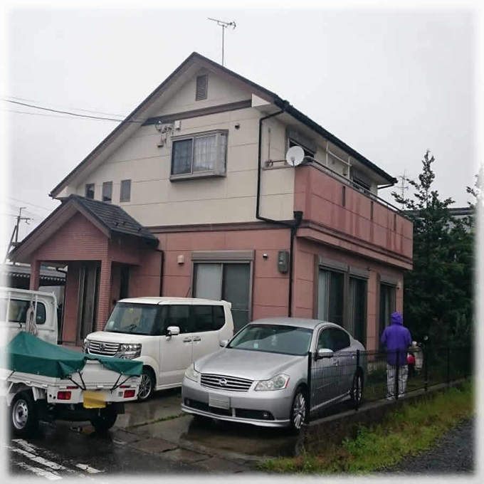 外壁・屋根塗装・ウッドデッキ新設