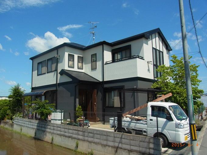 キッチンリノベーション・外壁屋根塗装