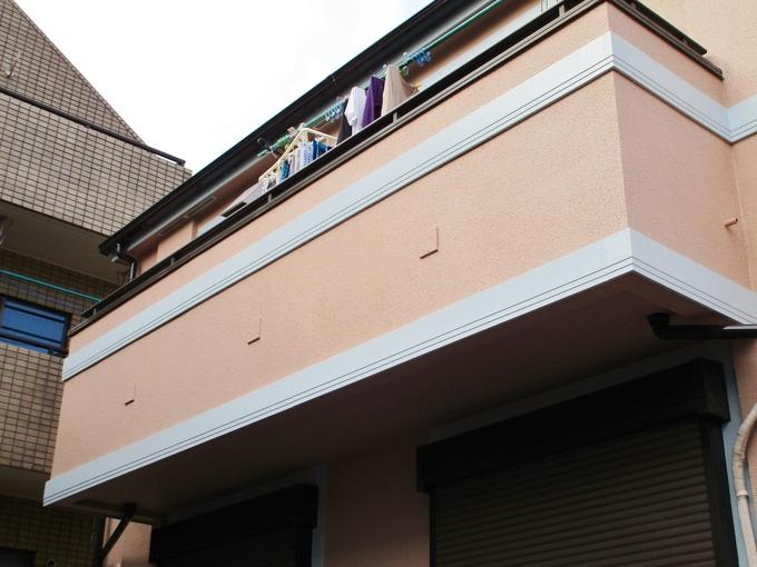 外壁・屋根塗装・ベランダ防水工事108万円!