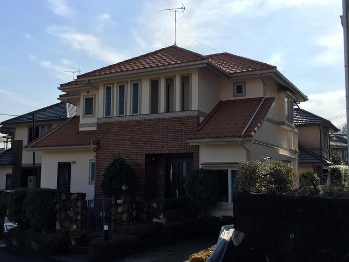 屋根葺き替え工事・外壁塗装・雨樋交換・ベランダ防水