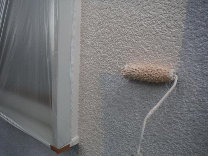 ハイブリッド塗料+超低汚染コーティング