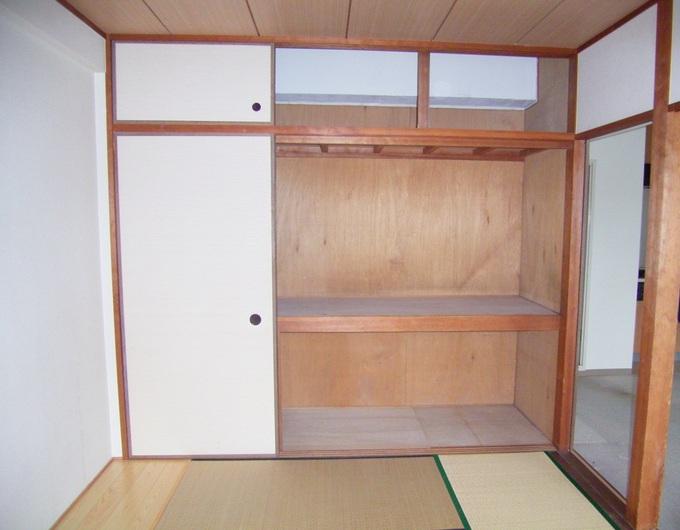 和室と押入れを洋室とクローゼットに。