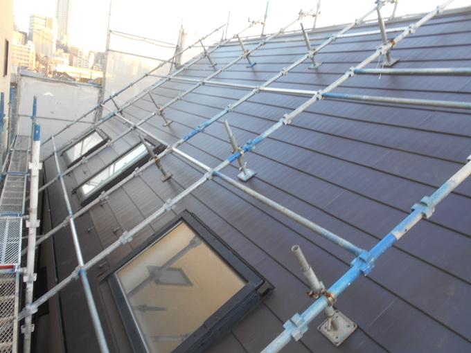 屋根は重ね葺きが主流!