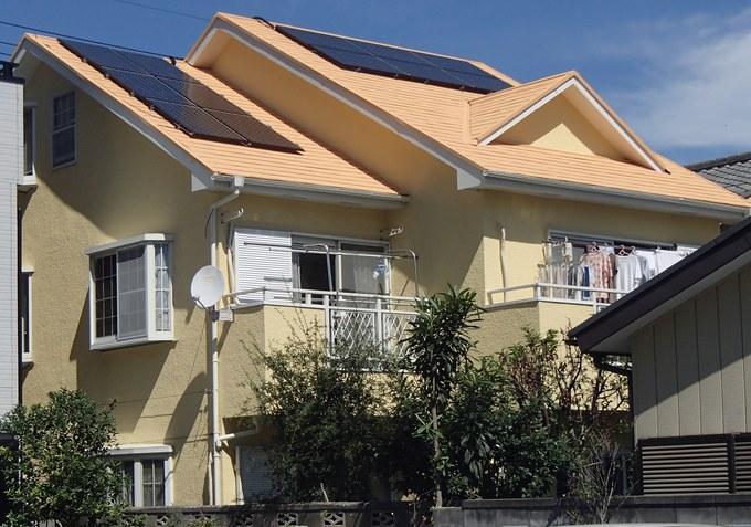 T様邸 屋根外壁塗装ガイナ塗装工事