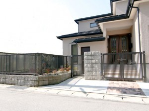 フェンス・門扉・お庭の工事
