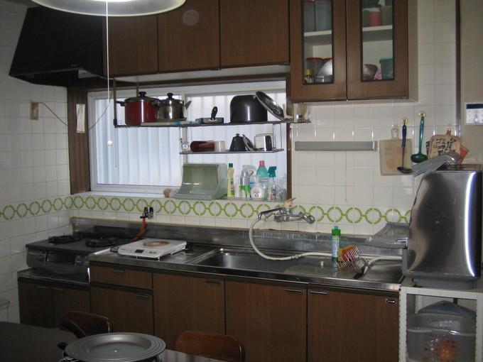 快適なキッチンでお料理を楽しく!