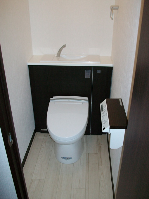 くつろぎトイレ空間