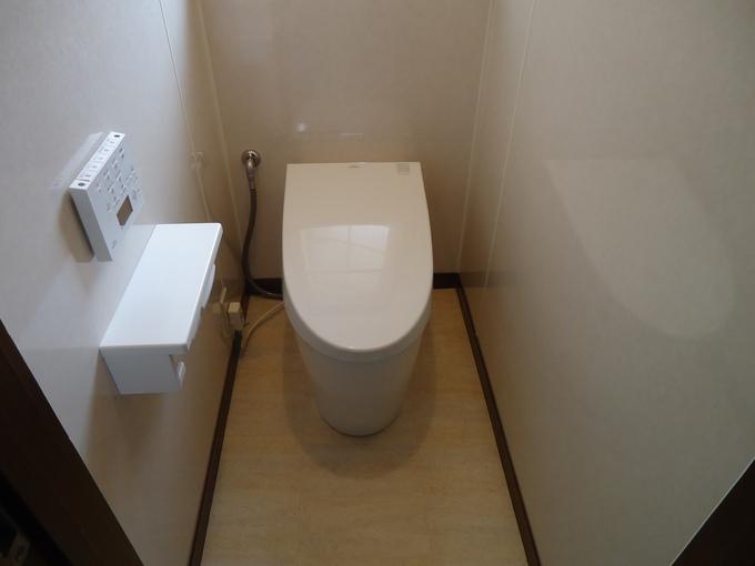 快適トイレ