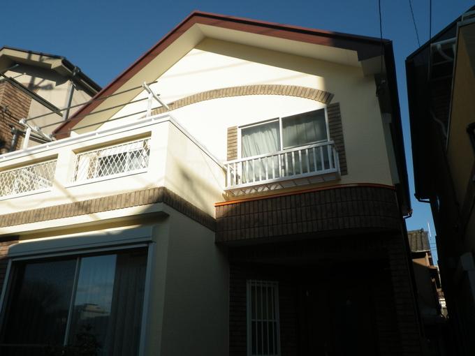 外壁塗装・屋根塗装(遮熱)