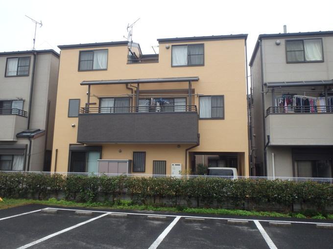外壁塗装・屋根塗装(フッ素・遮熱)