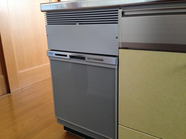 食洗機取り付け工事(知多郡東浦町