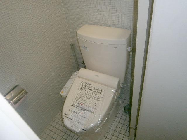 洋式トイレ取替 (名古屋市中区)