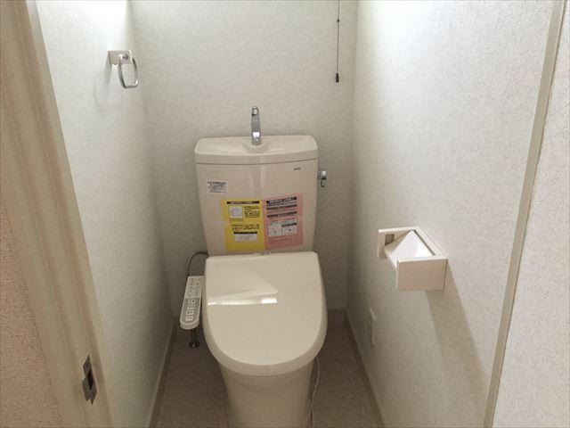 トイレ交換事例