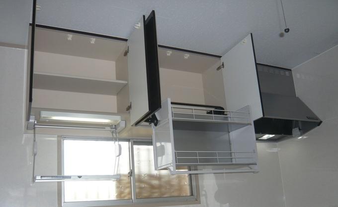 シンプルで上質なデザインのキッチン