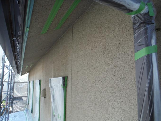 東京都小平市津田町 外壁塗装・バルコニー保護塗料塗替え