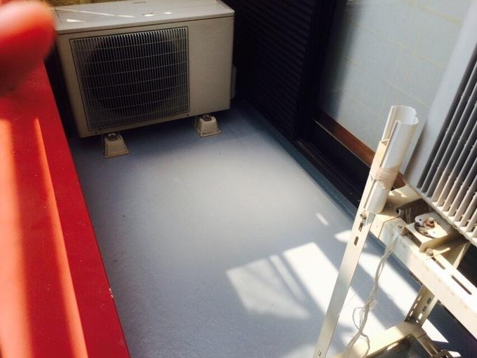 新座市大和田 外壁・屋根塗装・バルコニー保護塗料更新工事