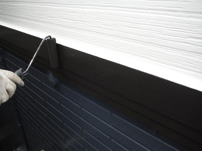 練馬区氷川台 外壁・屋根塗装・シーリング打替え工事