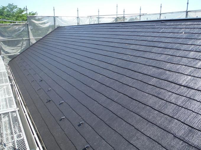 東京都八王子市 某ハウスメーカー外壁・屋根塗装・防水工事