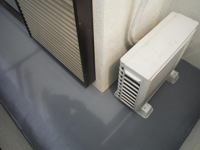東京都中野区鷺宮 外壁・屋根塗装・バルコニー防水工事