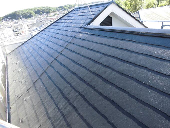 埼玉県所沢市久米 外壁・屋根塗装工事