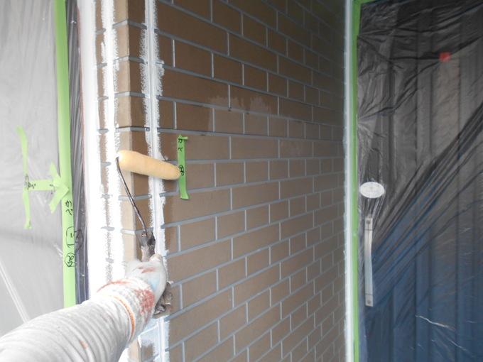 練馬区東大泉 外壁・屋根塗装・シーリング工事