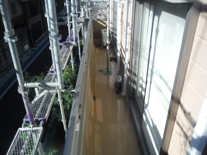 ハウスメーカー施工 世田谷区桜上水外壁塗装・防水工事
