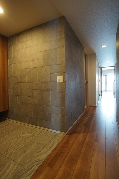 アクセントクロス・エコカラットでより一層素敵な新築内装に