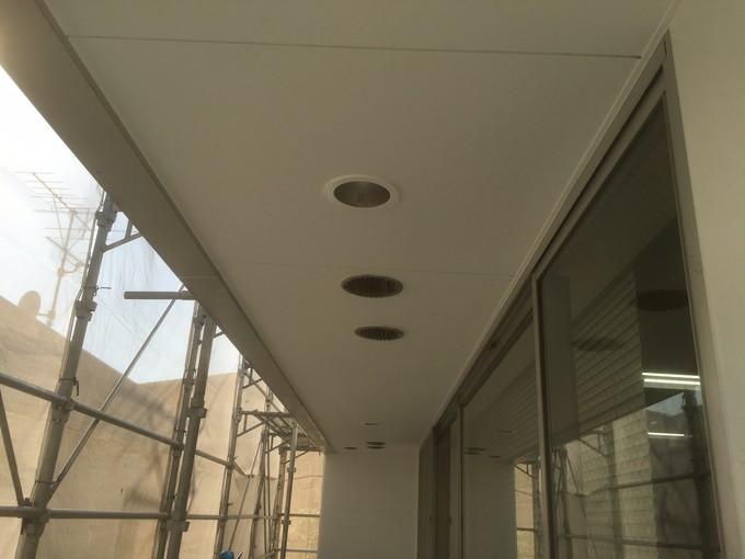 中野区江原町 外壁塗装・シーリング改修工事