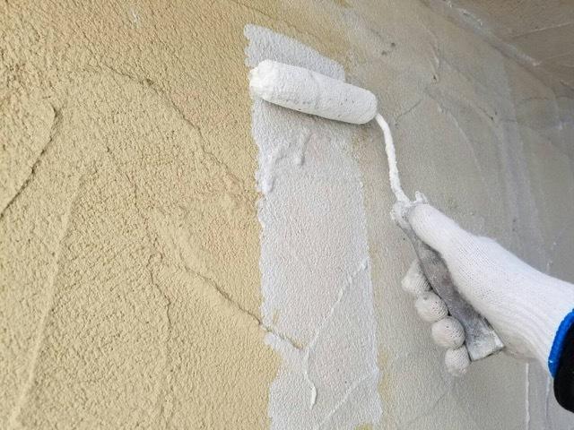 外壁塗装 ジョリパット アートフレッシュ使用