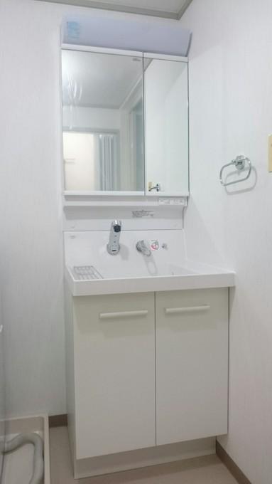 最新型洗面台