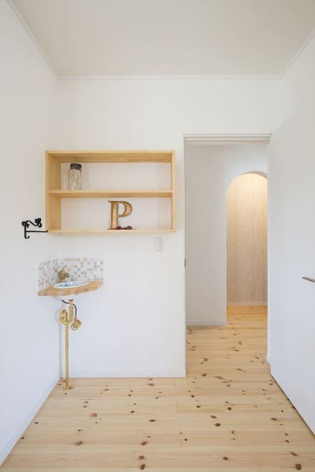 暮らし方に合わせて設計、使いやすい空間に