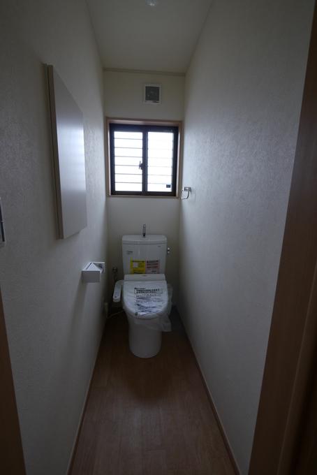古くなったトイレの交換